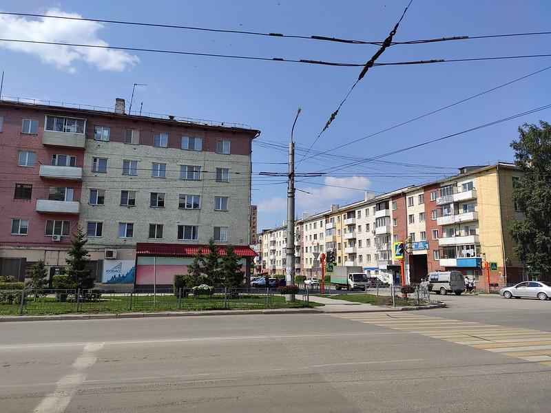 Ленинск-Кузнецкий - Улица Кирова