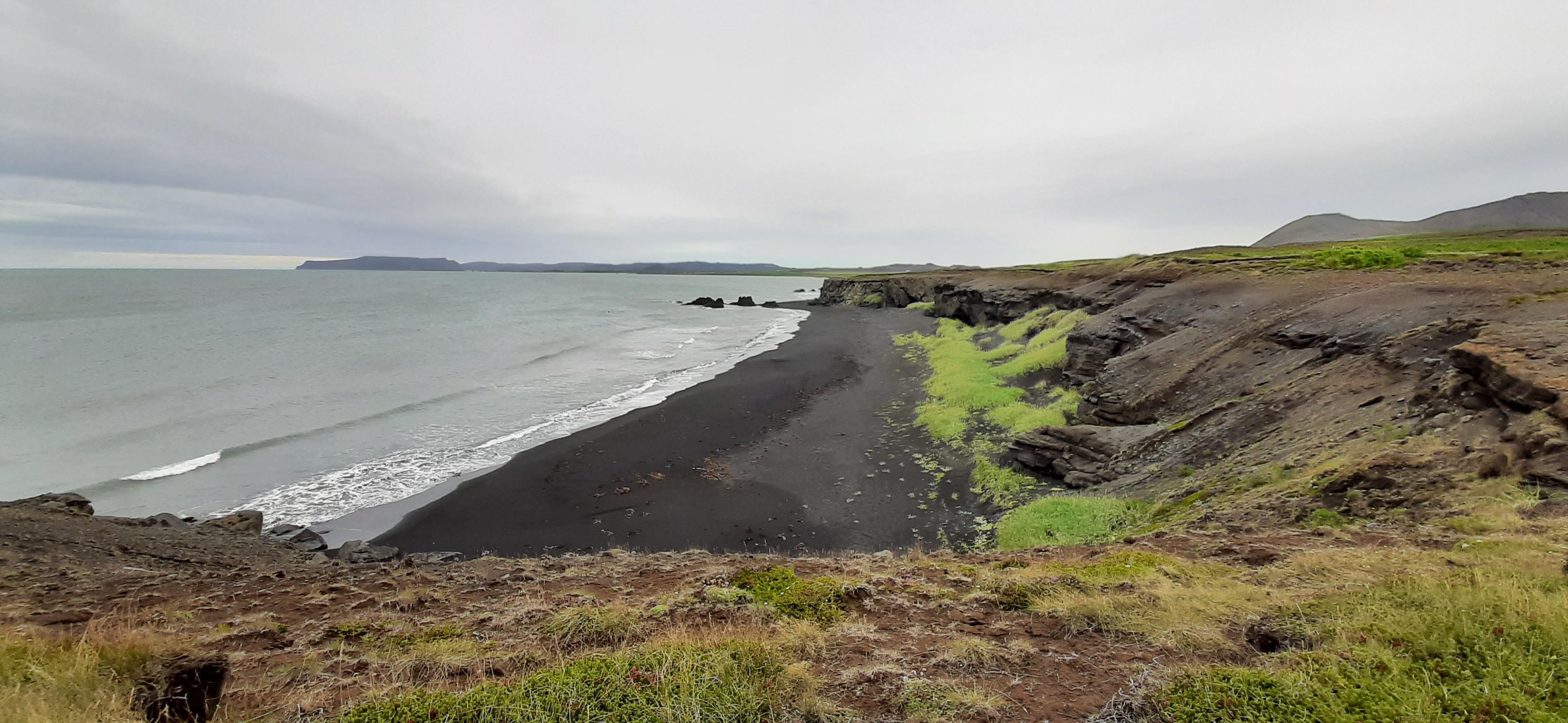 Road 85, North Iceland