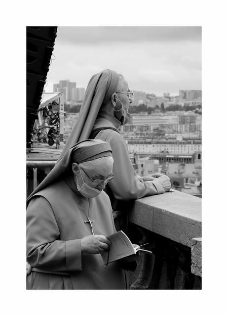 15 août à Montmartre