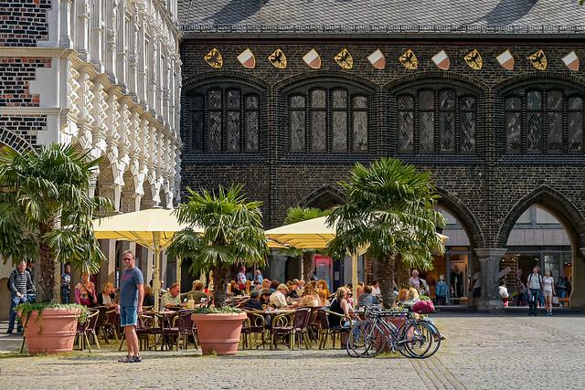Lübeck: Markt
