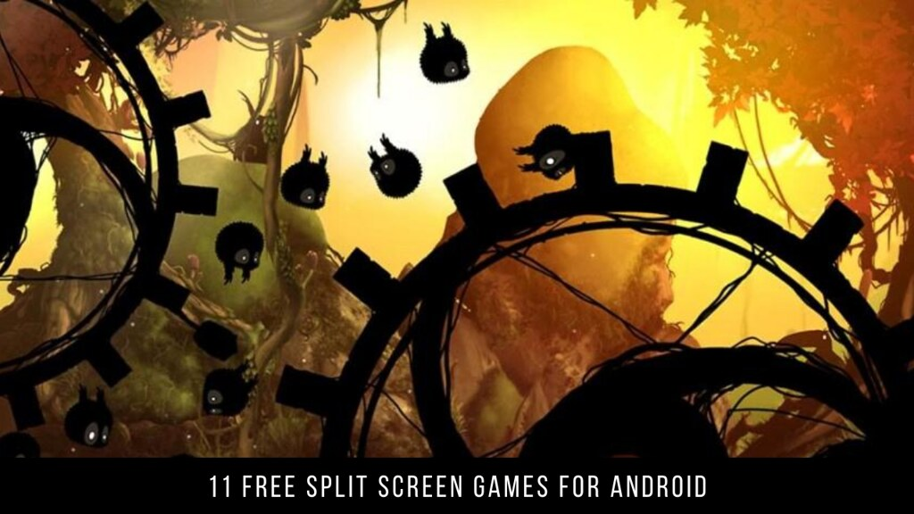 11 Free Split Screen Games For Android