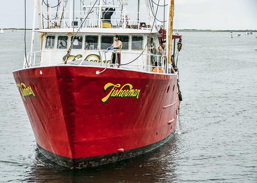 MV Fisherman