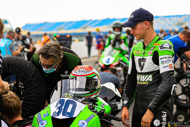 IDM Supersport race 1