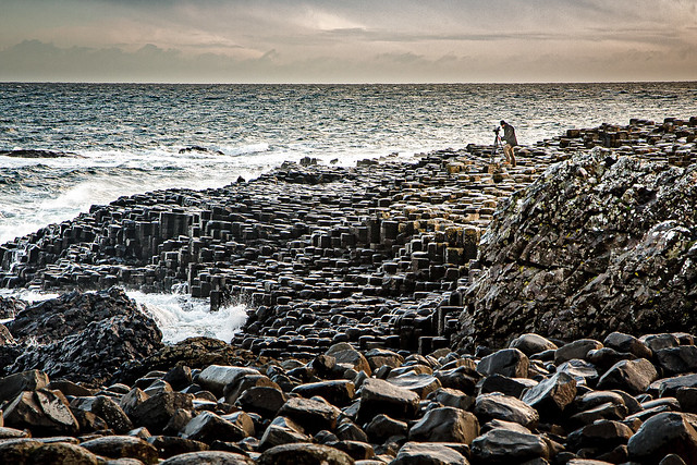 Giants Causeway Northern Ireland.