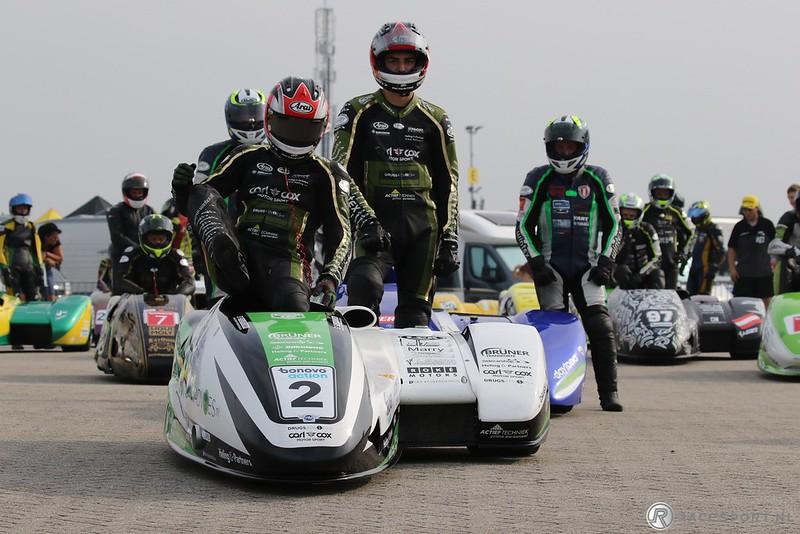 Zijspannen race 1