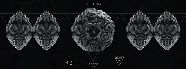 ▲D3M0N▲ & R4W - DELIRIUM