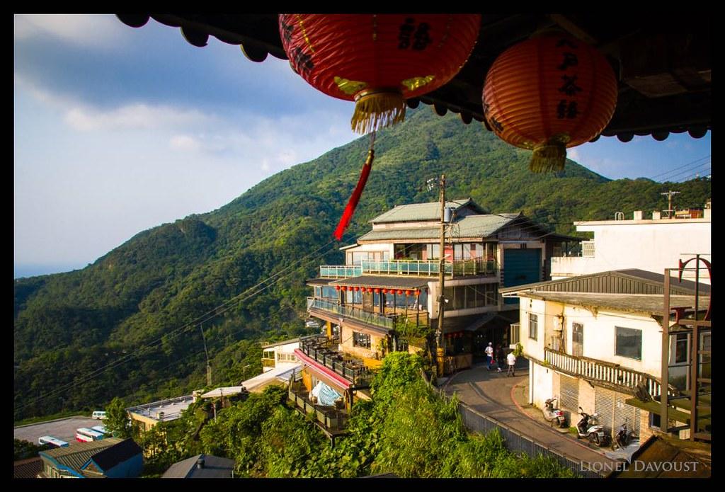 Jioufen window