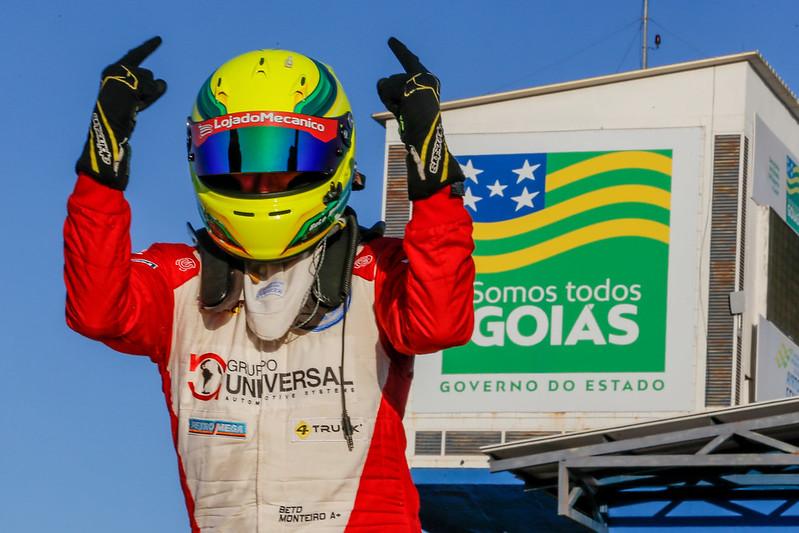 15/08/20 - Beto Monteiro vence corrida 2 da 3ª etapa em Goiânia - Fotos: Duda Bairros