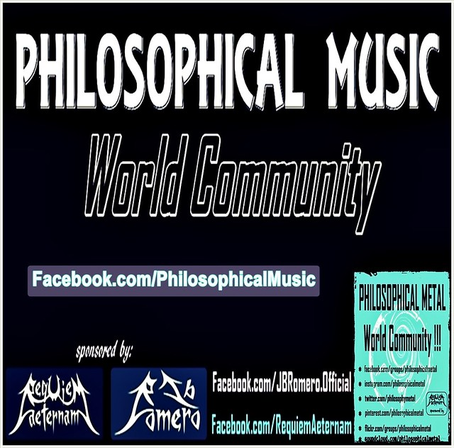 Join the PHILOSOPHICAL MUSIC group!