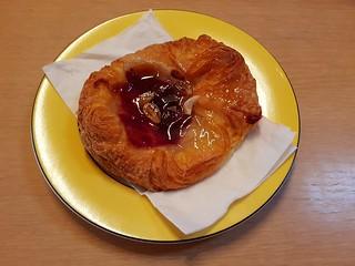 Cherry Danish from Farine