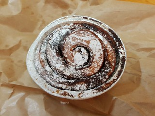 Cinnamon Scroll from Farine