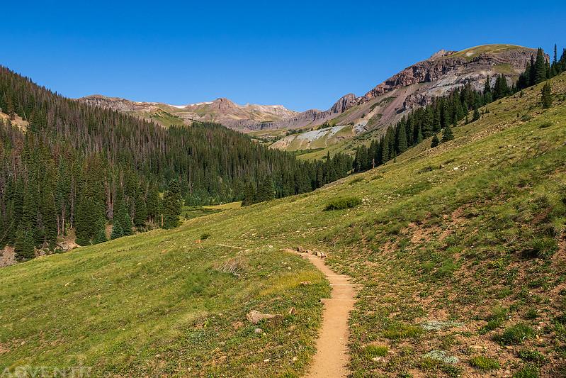 Wetterhorn Trail