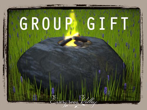 EV - Rock Fireplace GROUPGIFT