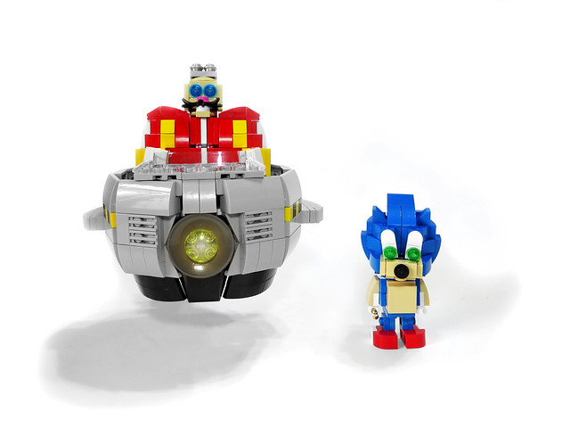 Sonic vs Dr. Eggman(2020)