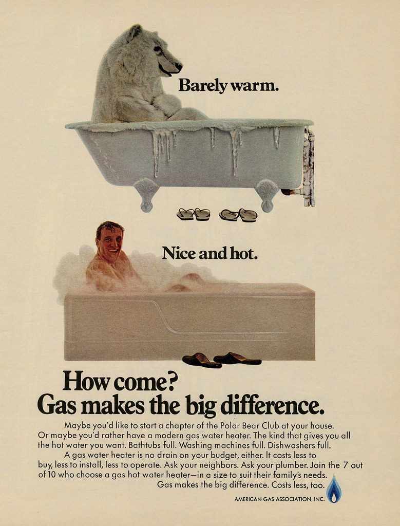 American Gas Association, Inc. 1969