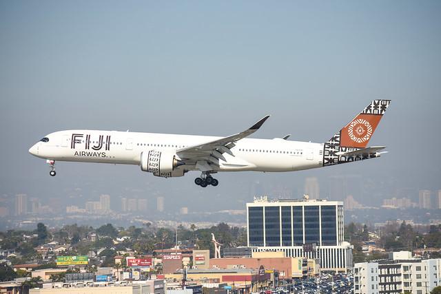 Fiji Airways DQ-FAI