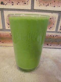 Hello World Green Smoothie