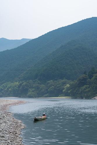 日本 kochi 高知 四万十川 四萬十市 高知縣