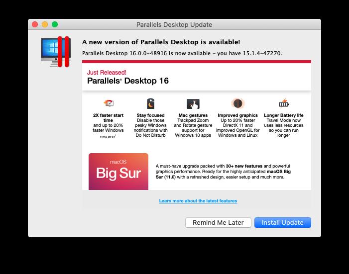 PD16熱辣實測:支援Big Sur成為歷史性挑戰  支援更多OpenGL