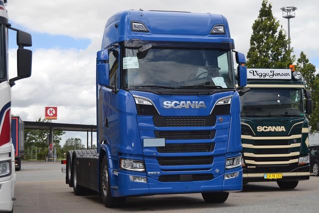 Scania NG 650S V8 - Finn Nielsen  Hornum