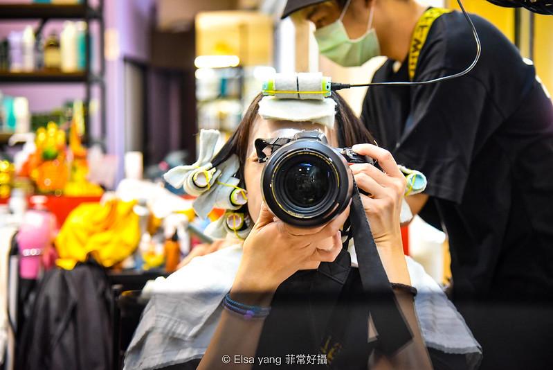 台北車站推薦燙髮馬克設計師