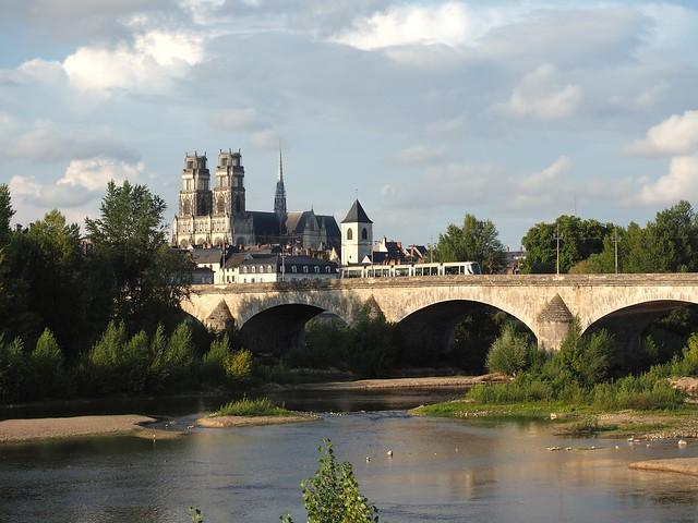 Vue d'Orléans