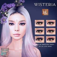 Voodoo - Wisteria Vendor LEL