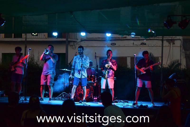 Concierto Rumbalmins – Fiestas San Juan Poble Sec