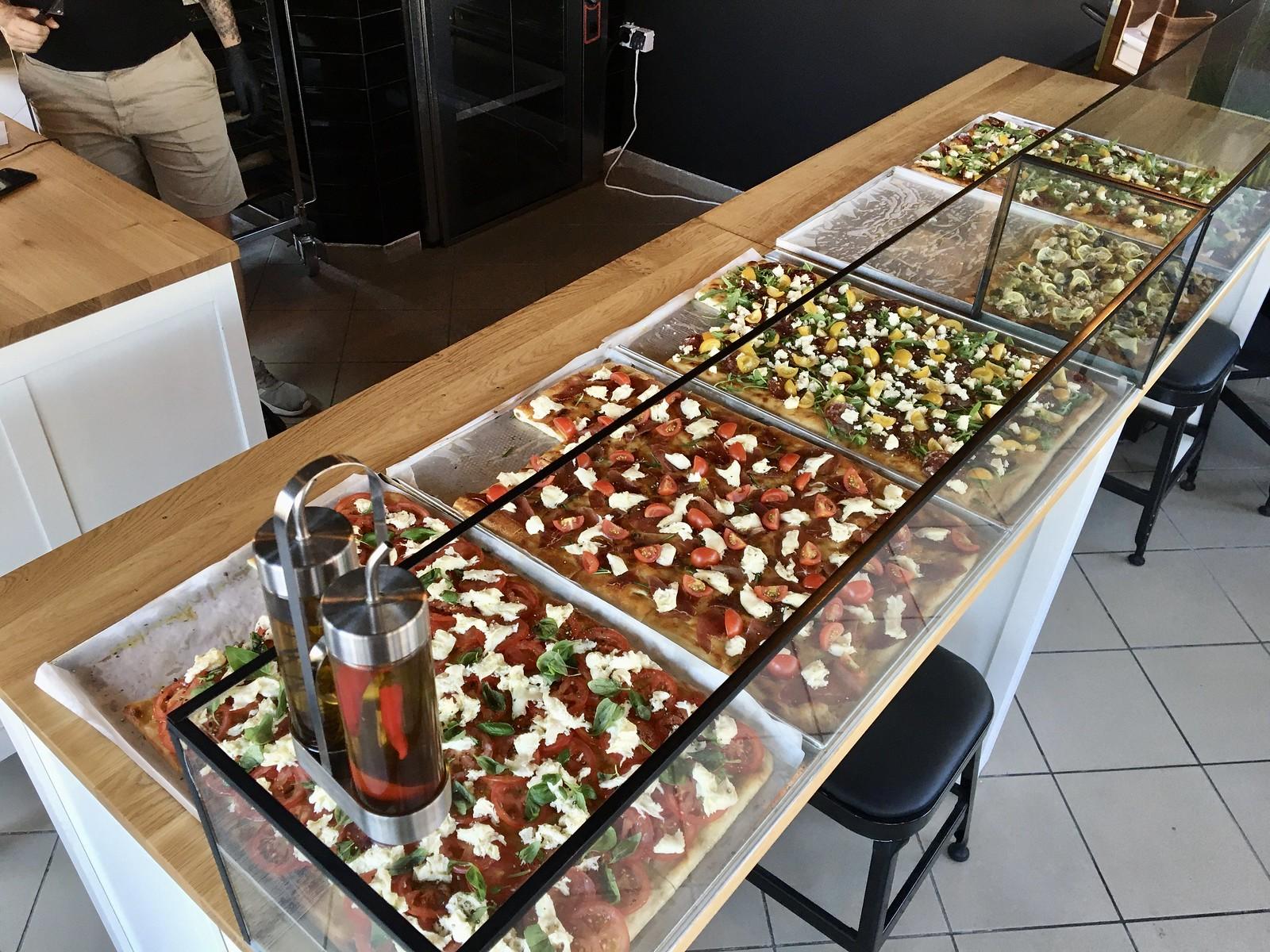 Saint Cafe & Pizza – egy szelet Róma Szegeden