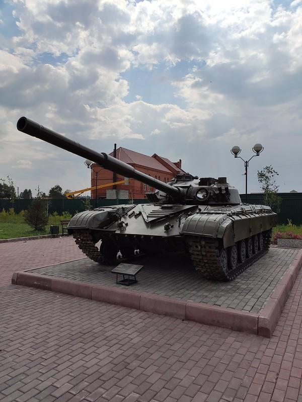 Ленинск-Кузнецкий - Танк Т-64