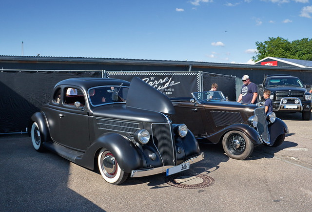 Ford Hot Rod's