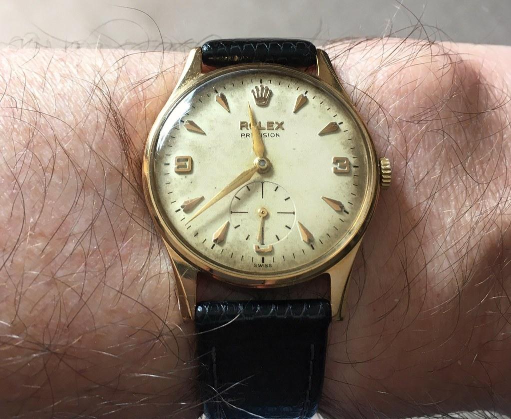 Rolex Precision 1970