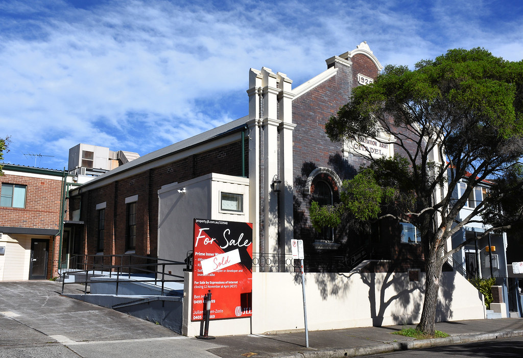 The Salvation Army, Petersham, Sydney, NSW.