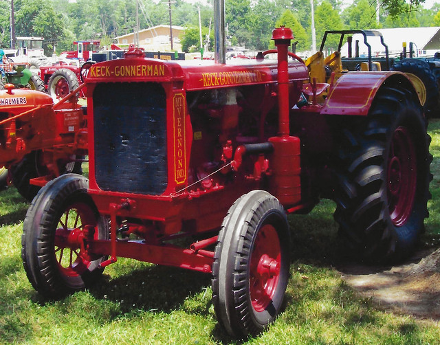 Really Old Tractor