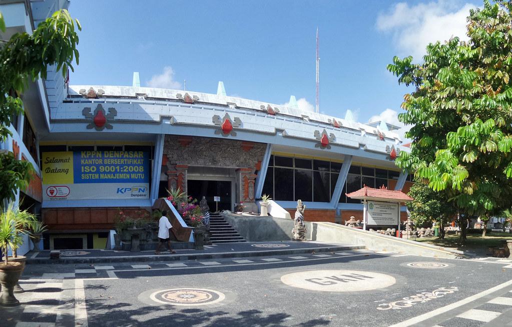 Gedung Keuangan Negara Denpasar - F