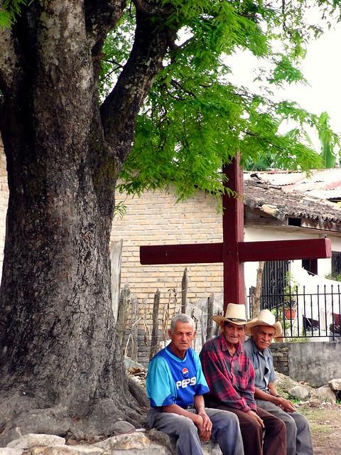 El Guante, Honduras