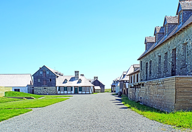 Louisbourg-09204 - Some Buildings