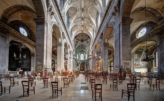 Paris, Saint Sulpice