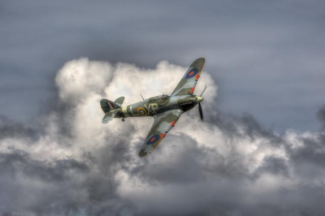Hawker Hurricane Mk IIB BE505 [Explore]