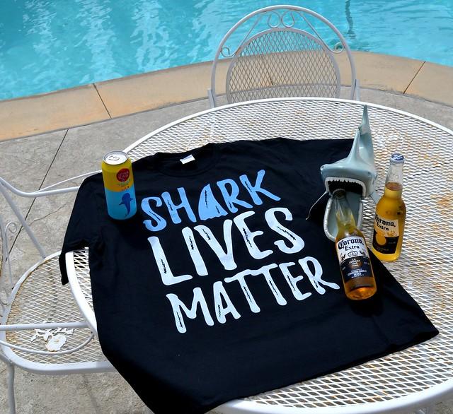 Shark Party Gear