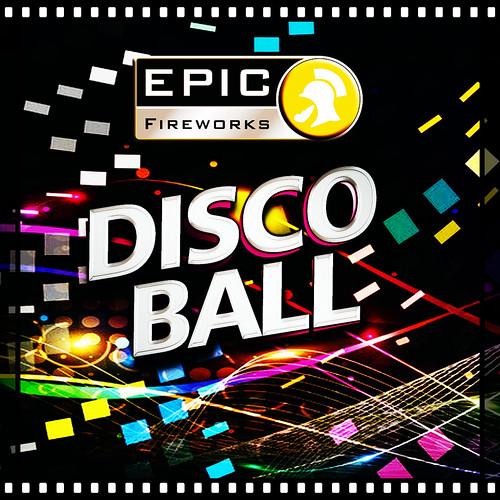 1.3G BIG ROCKET - Disco Ball by #EpicFireworks