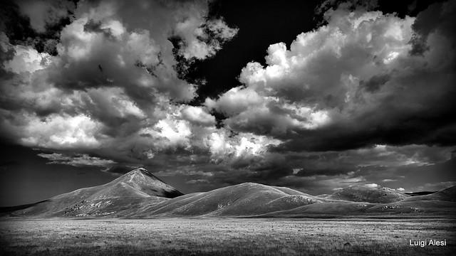 Campo Imperatore (AQ) monte Bolza