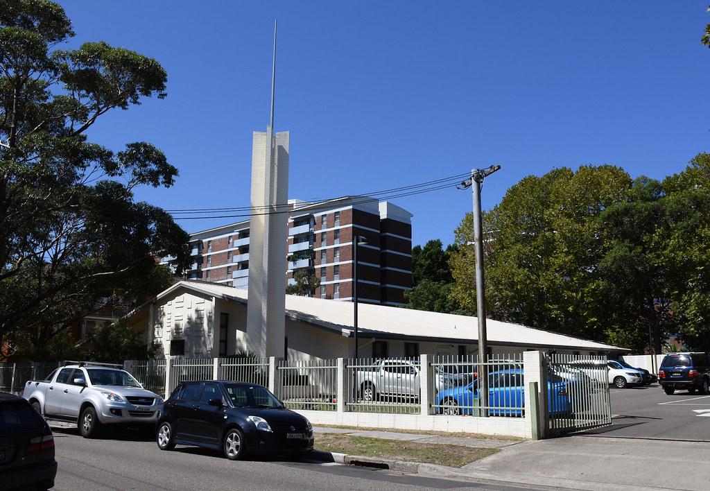 LDS, Eastlakes, Sydney, NSW.
