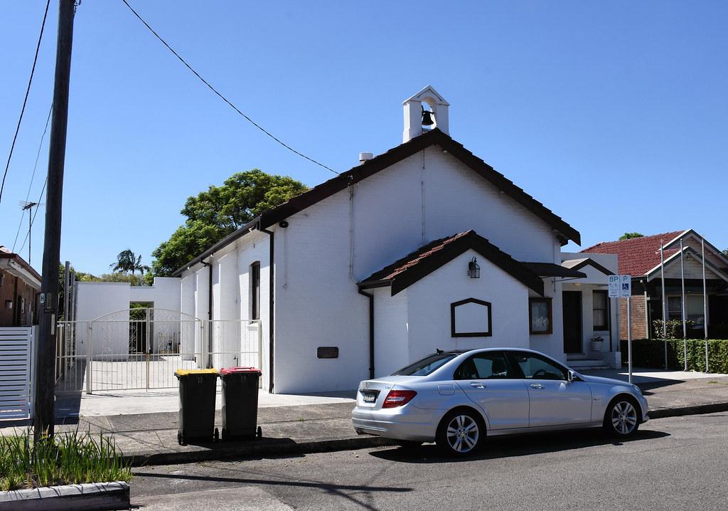 Greek Orthodox Church, Mascot, Sydney, NSW.