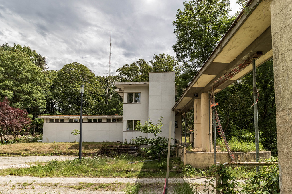 Sanatorium Tombeek | Maxime Brunfaut | Overijse