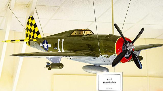 P-47 Thunderbolt (Replica) MG_0042