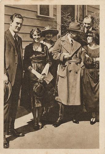 Cecil B. deMille, Gloria Swanson, Thomas Meighan, Jeanie McPherson, Paramount.