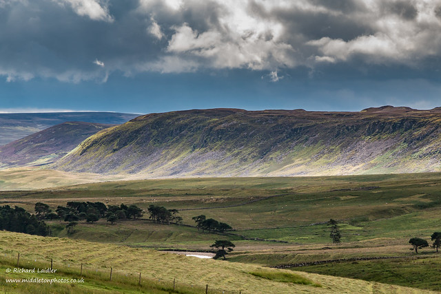 Cronkley Scar from Lingy Hill Aug 2020 (Explored 18 Aug 2020)