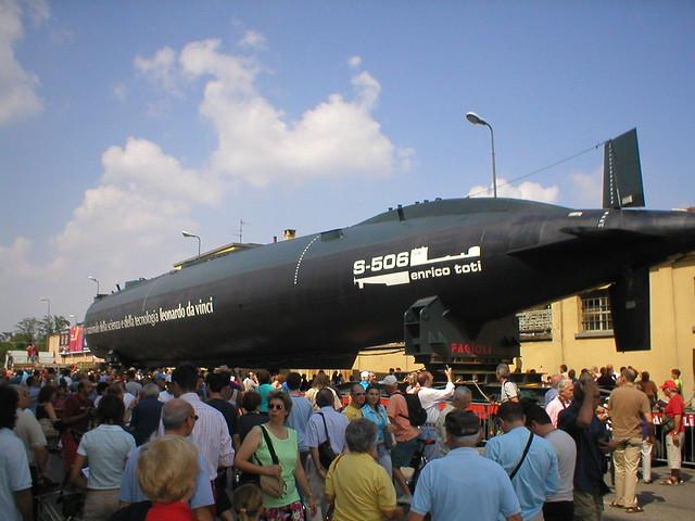 S-506 Enrico Toti submarine