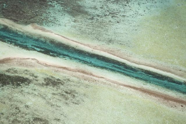 Manta in the German Channel, Palau